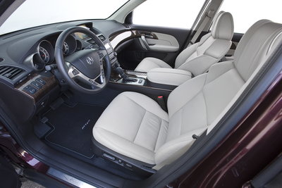 2010 Acura MDX Interior
