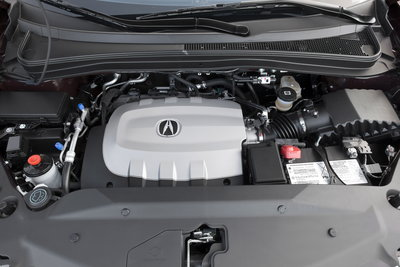 2010 Acura MDX Engine