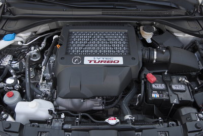 2010 Acura RDX Engine