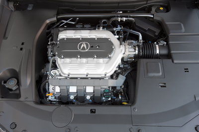 2010 Acura TSX Engine
