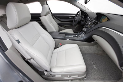 2010 Acura ZDX Interior