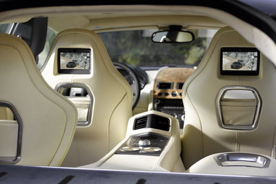 2010 Aston Martin Rapide Interior