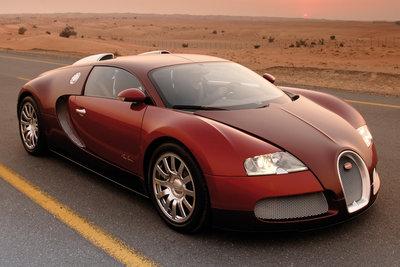 2010 Bugatti EB16.4 Veyron