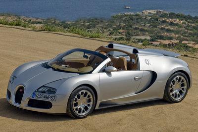2010 Bugatti EB16.4 Veyron Grand Sport