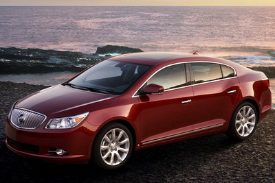 Review: 2010 Buick LaCrosse CXS