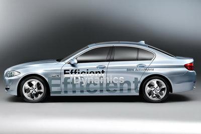 2010 BMW ActiveHybrid 5