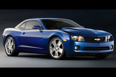 2010 Chevrolet Camaro XM/Accessory Appearance Package