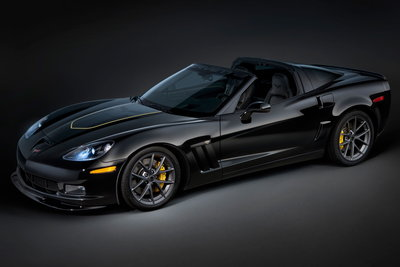 2010 Chevrolet Jake Edition Corvette