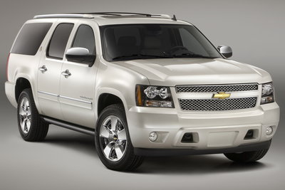 2010 Chevrolet Suburban 75th Anniversary