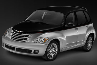 2010 Chrysler PT Cruiser Couture Edition