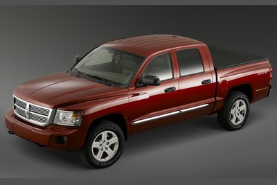 2010 Dodge Dakota Crew Cab