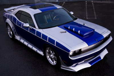 2010 Dodge Rich Evans Mopar-modified Challenger