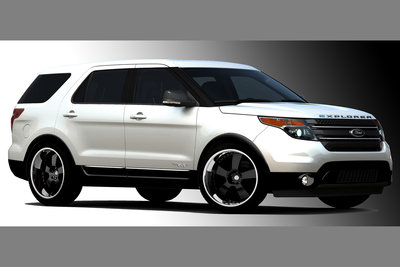 2010 Ford Explorer by Funkmaster Flex and Team Baurtwell