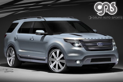 2010 Ford Explorer by Galpin Auto Sports