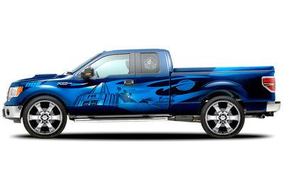 2010 Ford F-150 by A.R.E. Accessories