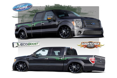 2010 Ford F-150 by Godfather Customs