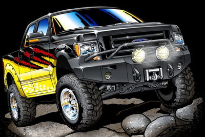 2010 Ford F-150 by Mickey Thompson