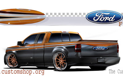 2010 Ford F-150 by The Custom Shop