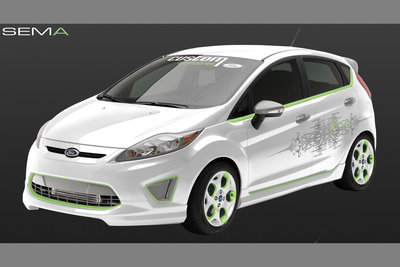 2010 Ford Fiesta by Ford Vehicle Personalization