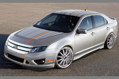 2010 Ford Fusion Sport by Steeda Autosports