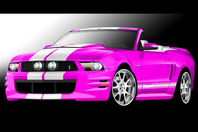 2010 Ford Mustang by Creations n' Chrome