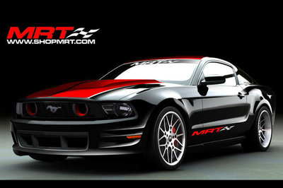 2010 Ford Mustang by MRT