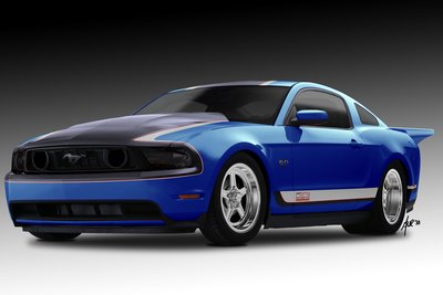 2010 Ford Mustang by Muscle Mustangs and Fast Fords