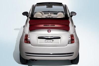 2010 Fiat 500 C