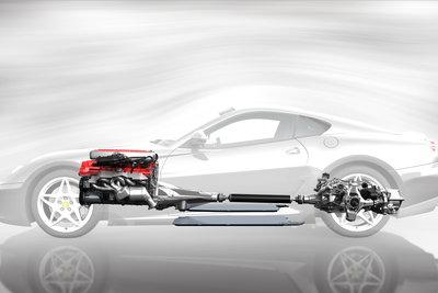 2010 Ferrari Hy-Kers Engine