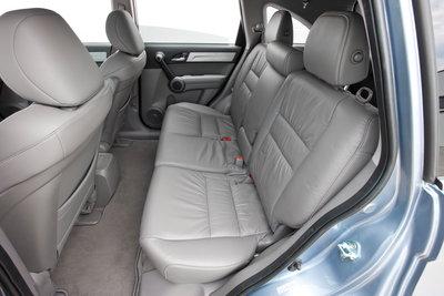 2010 Honda CR-V EX-L Navigation Interior