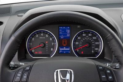 2010 Honda CR-V EX-L Navigation Instrumentation