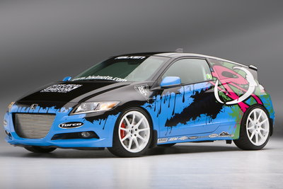 2010 Honda CR-Z by Bisimoto Engineering
