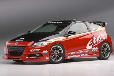 2010 Honda CR-Z by Eibach Springs