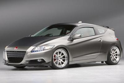 2010 Honda CR-Z by Fortune Motorsports Samurai