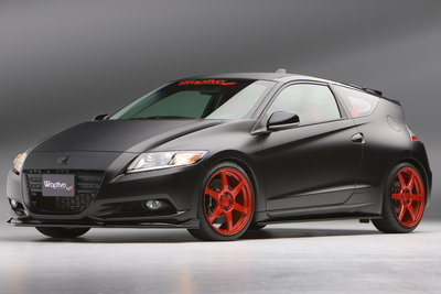 2010 Honda CR-Z Type-F Concept by Wraptivo