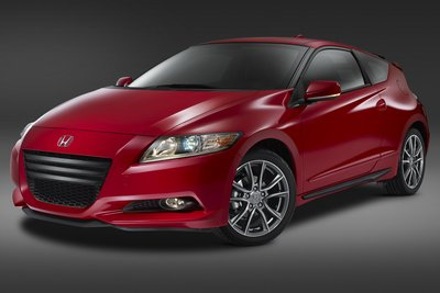 2010 Honda CR-Z with Honda Genuine Accessories