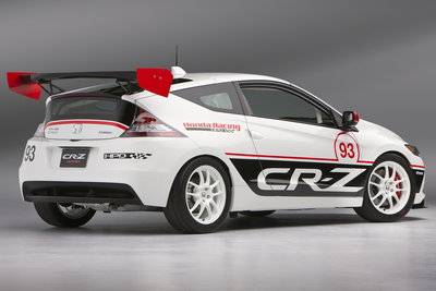 2010 Honda HPD CR-Z Racer by Honda Performance Development