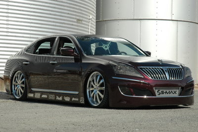 2010 Hyundai Elegant Equus by Mummbles Marketing