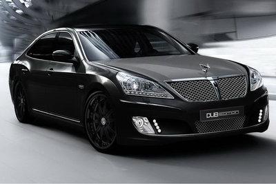 2010 Hyundai Equus DUB Edition