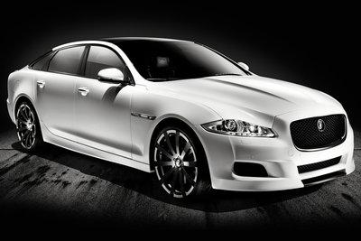 2010 Jaguar XJ75 Platinum
