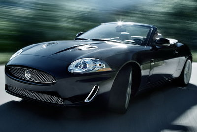 2010 Jaguar XK Convertible