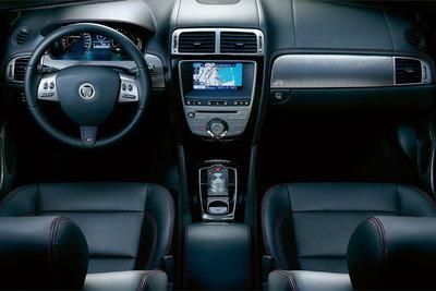 2010 Jaguar XK Convertible Interior