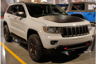 2010 Jeep Grand Cherokee Off-Road Edition
