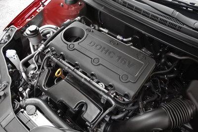 2010 Kia Forte Koup Engine