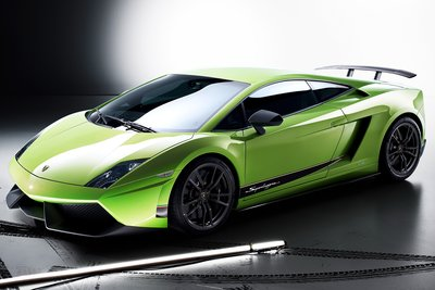2010 Lamborghini Gallardo LP 570-4
