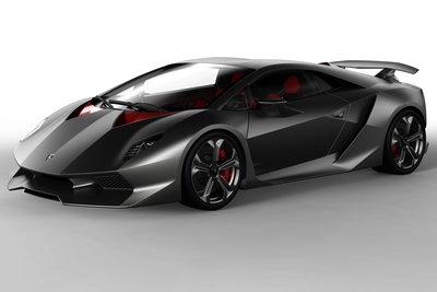2010 Lamborghini Sesto Elemento