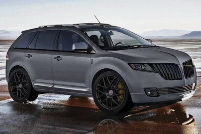 2010 Lincoln MKX by ID Agency