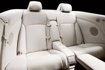 2010 Lexus IS 250 C Interior