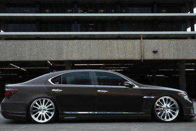 2010 Lexus LS 600h L by Vip Auto Salon