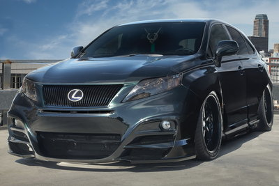 2010 Lexus RX 450h by Paul Tolson of EST Styling